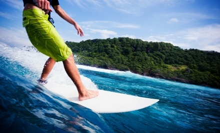 $50 Groupon to San Francisco Surf Company - San Francisco Surf Company in San Francisco