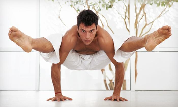ShriKula Yoga - Sunset West: 10 or 20 Classes at ShriKula Yoga in Rocklin (Up to 90% Off)