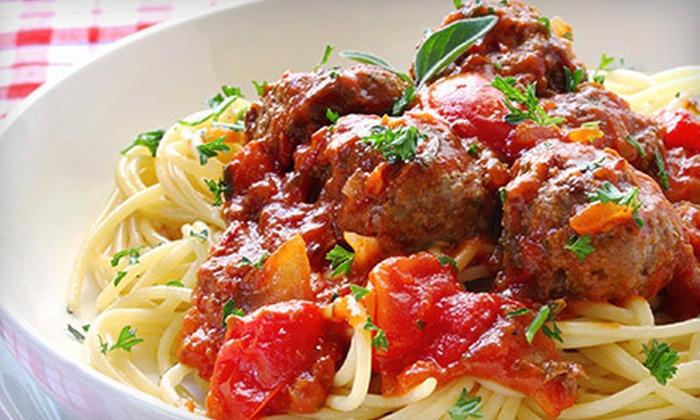 Capo's Italian Steakhouse Las Vegas - Spring Valley: Lunch or Dinner at Capo's Italian Steakhouse (Up to 52% Off)