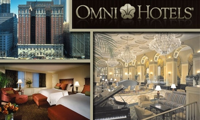 Omni William Penn Hotel - Downtown: $89 for a One-Night Stay at the Omni William Penn Hotel