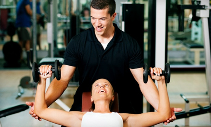 Anytime Fitness - Murfreesboro: $25 for Three Personal-Training Sessions at Anytime Fitness in Murfreesboro ($105 Value)