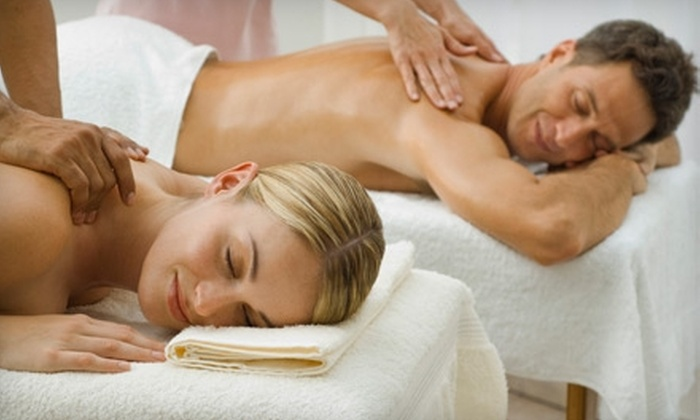Pure Body - Amity: $65 for One-Hour Couple's Massage ($135 Value) or $35 for Colon-Hydrotherapy Session ($70 Value) at Pure Body in Douglassville