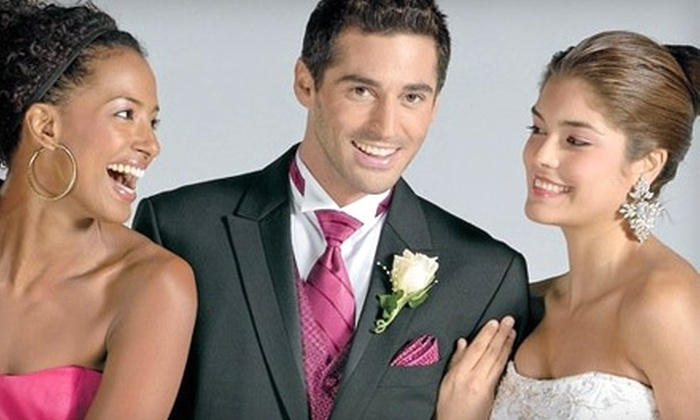 Al's Formal Wear - El Paso: $20 for $50 Toward Men's Formal Wear, Rentals, and Accessories at Al's Formal Wear.
