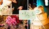 The Wedding Salon / 4pm Events - Midtown Center: $25 Admission to The Wedding Salon Bridal Show on Monday, April 12, at The Roosevelt Hotel, Plus a Gift Bag ($50 Value)