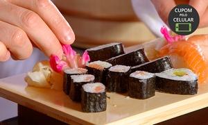 Kosu Sushi: Kosu Sushi – Vila Romana: curso completo de comida japonesa