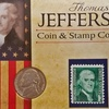 Thomas Jefferson Coin and Stamp Collection