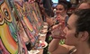 Champaint 777 - Soul Food Bistro II at Atlantic and Kernan: Painting Class for One or Two with Complimentary Wine from Champaint 777 at Soul Food Bistro II (Up to 47% Off)
