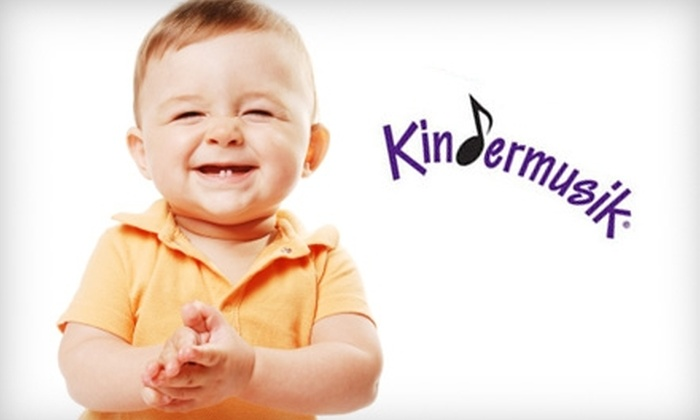 Music and My Child - Midtown: $29 for One Month of Kindermusik Classes and a CD at Music and My Child ($70.82 Value)