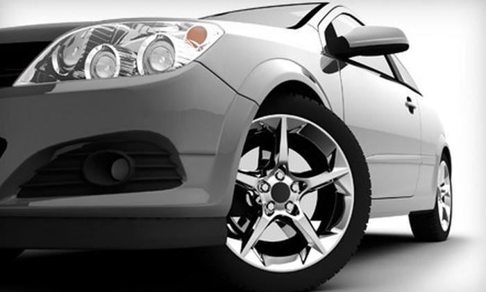 Total Recon Auto Salon - East Rockville: $79 for Two Base-Detail Services at Total Recon Auto Salon in Rockville ($198 Value)
