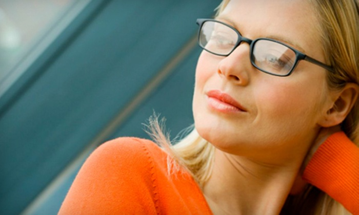 Eye Express - Multiple Locations: $40 for $160 Worth of Prescription Eyeglasses or Sunglasses at Eye Express