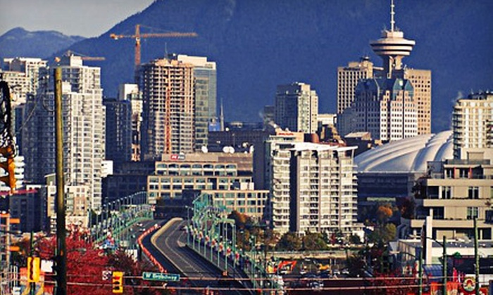 Fun City Sightseeing - Vancouver: Hop On, Hop Off Open-Bus Sightseeing Tour from Fun City Sightseeing (Up to 59% Off). Four Options Available.