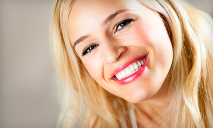 Dossett Dental - Multiple Locations: $99 for an Oral Exam, X-ray, and Zoom! Teeth-Whitening Treatment at Dossett Dental ($1,075 Value). Five Locations Available.