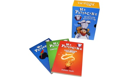Mr Pattacake The Complete Collection Ten-Book Box Set