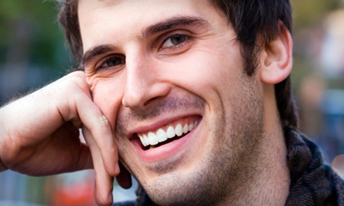 Young Family Dental - Multiple Locations: $39 for a Dental Exam, Cleaning, X-rays, and Take-Home Teeth-Whitening Kit at Young Family Dental (Up to $251 Value)