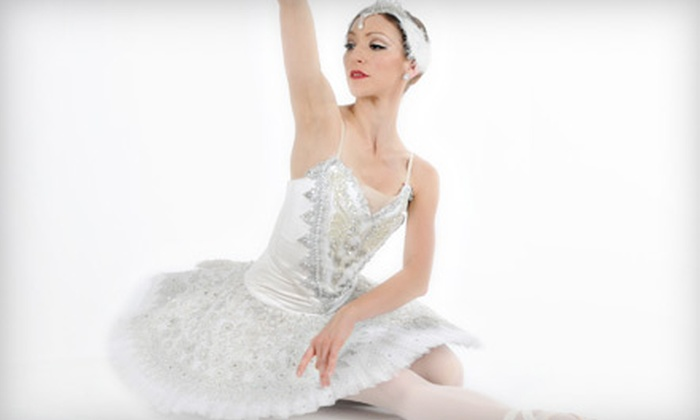 """Dance Theatre of Tennessee - Multiple Locations: Two Tickets to """"Swan Lake – At 75: A Tribute to Elaine Thomas"""" or Four Kids' Introduction-to-Ballet Classes at Dance Theatre of Tennessee"""