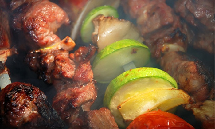Picanha's Grill - Convention Center,Florida Center: $15 for $30 Worth of Brazilian Steak-House Fare at Picanha's Grill
