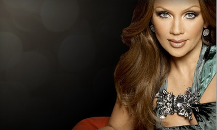 Vanessa Williams - Las Vegas: One Ticket to See Vanessa Williams at Riviera Royale Pavilion on December 31 at 9:30 p.m. (Up to $89.75 Value)