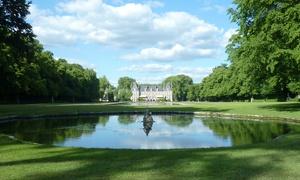 Château de Courances: Visite du parc du Château de Courances pour 2, 3 ou 4 personnes dès 7,50 €