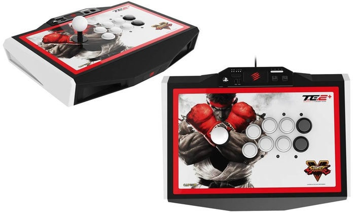 MadCatz Street Fighter V Arcade FightStick TE2 for PS3/PS4