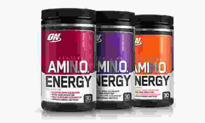 Optimum Nutrition Essential Amino Energy: Optimum Nutrition Essential Amino Energy (270g). Multiple Flavors Available. Free Shipping.
