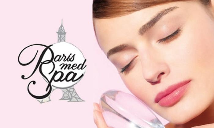 Paris Med Spa - Albuquerque: $49 for a Hydra Facial Supreme MD from Paris Med Spa