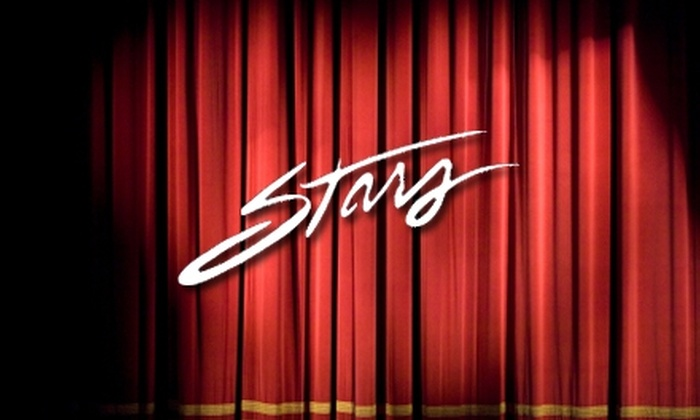 """Stars Theatre Restaurant - Downtown Bakersfield: $25 for Dinner and One Ticket to """"Cabaret"""" at Stars Theatre Restaurant"""