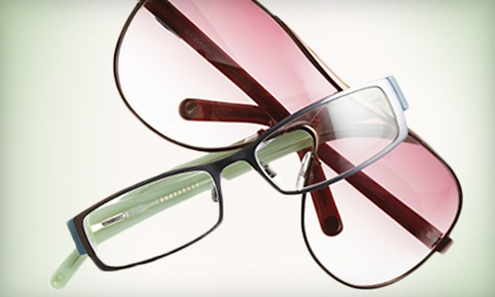 Eye Care Associates - Multiple Locations: $50 for $250 Worth of Prescription Eyewear from Eye Care Associates. 21 Locations Available.