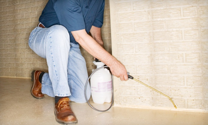 Terminix - North Sacramento: $69 for a Pest-Control Treatment with a Free Inspection from Terminix ($199 Value)