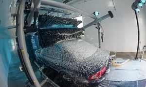 Canton Car Wash: $10 for One Platinum Exterior Car Wash ($20 Value) at Canton Car Wash in White Marsh