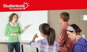 Studienkreis - Die Nachhilfe: Profi-Nachhilfe-Paket für Schüler plus 10 € amazon.de Gutschein von Studienkreis (73% sparen*)