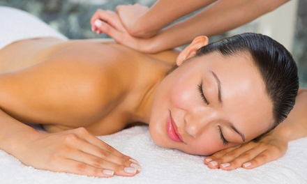 Three 30-Minute Massages or Three 55-Minute Massages at Elements Massage (Up to 56% Off)