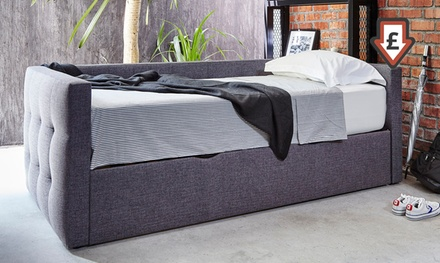 Frankie guest bed groupon goods for Beds groupon