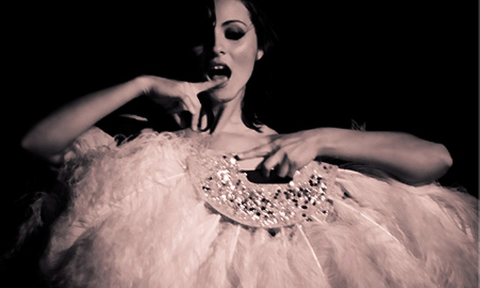 Diamond Teese Burlesque - Stoke On Trent: Diamondteese Burlesque: Four Beginners' Lessons in Modern or Chair Burlesque £11