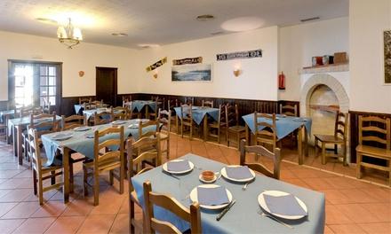 Degustación de parrilla argentina para 2 o 4 personas con entrante y vino desde 24,95 € en El Mesón del Emilio