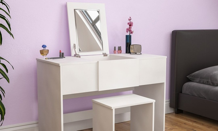 Vida Designs Ava Dressing Table