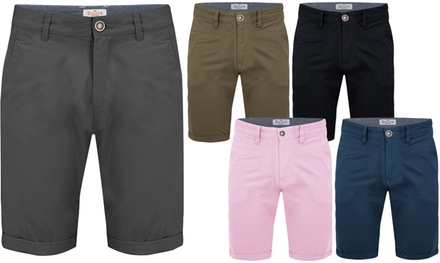 Mens Chino Shorts