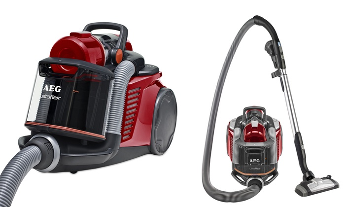 AEG Ufparketta Cylinder Vacuum Cleaner for £119.99 (40% Off)
