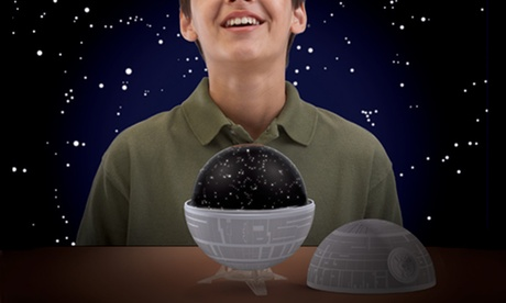 Planetario estrella de la muerte Star Wars