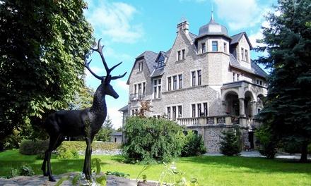 Harz: 3-5 Tage für Zwei inkl. täglichem Frühstück und ein Glas Sekt zur Begrüßung im Schlosshotel Stecklenberg