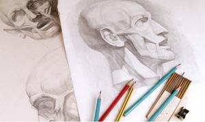 """Dynamic Ecourse German Academy: 12 Monate Online-Videokurs """"Zeichnen lernen"""" mit virtuellem Tutor bei Dynamic Ecourse Academy (95% sparen*)"""