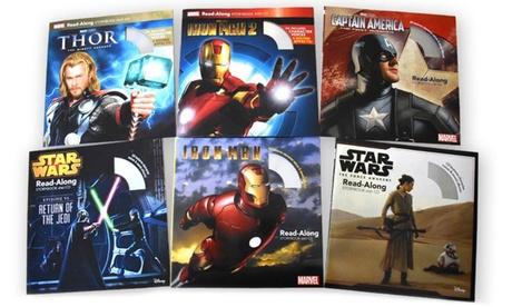 Disney Read-Along Book and CD Set (6-Pack) a25ed249-1945-42e1-b2a8-a3dc50cd0d57