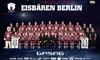 Eisbären Berlin - Mercedes-Benz Arena Berlin,: DEL-Heimspiel der Eisbären Berlin von Oktober bis Dezember in der Mercedes-Benz Arena (bis zu 47% sparen)