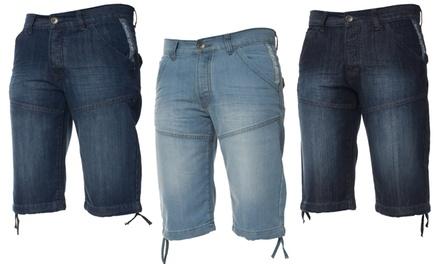 Shorts en jean pour hommes de la collection Kurze