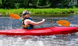 Kayak Safari: 19 C$ pour une excursion en kayak de 2,5 h sur le circuit Athelstan pour une personne avec Kayak Safari (valeur de 35 C$)