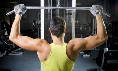 image for $60 for One month of <strong>Personal</strong> Training and Gym Membership ($120 value) — United FC