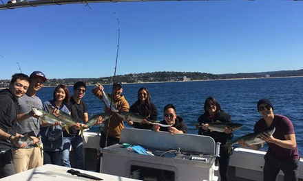 Six-Hour Deep Sea Fishing Experience for One ($115) or Two People ($177) with Sydney Sea Charters (Up to $400 Value)