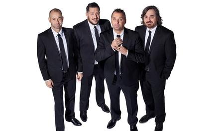 Impractical Jokers:The Cranjis McBasketball World Comedy Tour on Friday, November 16 at 8 p.m.