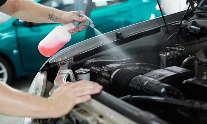 Two Guys Autoplex - Greenpoint: New York State Safety and Admission Inspection or Auto Maintenance Package at Two Guys Autoplex (Up to 49% Off)