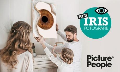 Groupon DE IRIS-Fotoshooting inkl. Ausdruck - Picture People & optional Spezialeffekt / Design (bis zu 83% sparen*)
