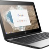 "HP 11.6"" Chromebook with Intel Celeron N3060 CPU"